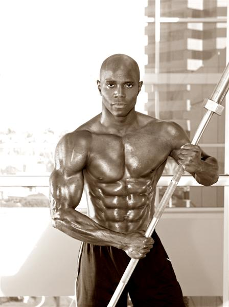 Top Fitness Model Obi Obadike Named New Fitness Columnist For African-American Golfer's Digest