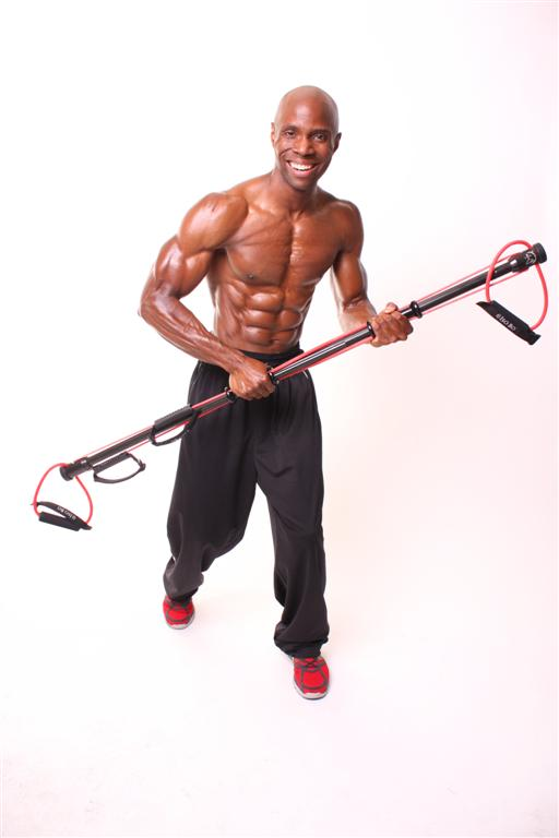 Top Fitness Model Obi Obadike Is The New Face Of The ISO BO