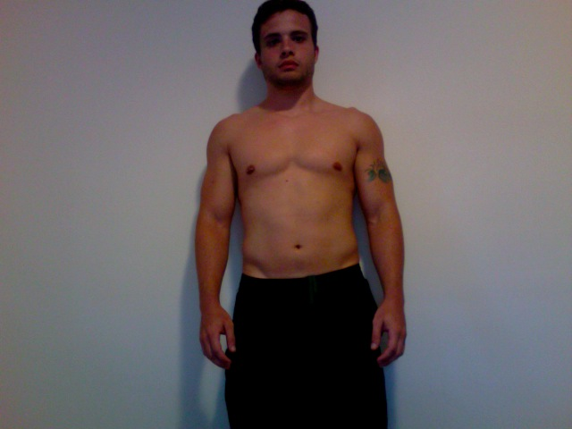 Before Pic of Tony Frano at 170lbs- 13BF%